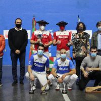 Finalak emondako albisteak - Noticias de la final