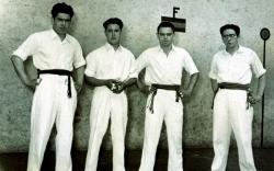 Bigarren Mailako Finala 1954