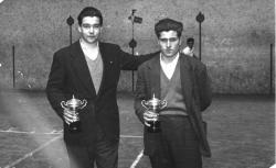 Txapeldunak Gazte Mailan 1958-1959:Ibarzabal-Llona