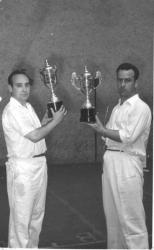 Txapeldunak Lehen Maila Berezi 1958-1959:R. Arrien-Cervera (Gernika)
