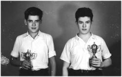 Txapeldunak Infantil Maila 1958-1959:Markaida-Nieves