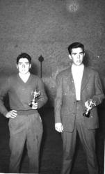 Azpitxapeldunak Gazte Mailan 1958-1959:Madariaga-Llona