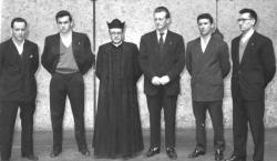 Antolatzaileak 1958-1959