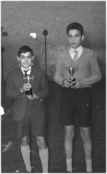 Azpitxapeldunak Infantil Maila 1958-1959:Iturbe-Mandaluniz