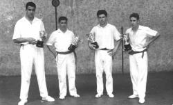 Lehen Mailako Finala 1960-1961
