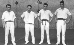 Bigarren Mailako Finala 1960-1961