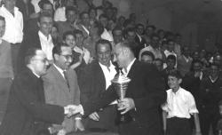 Kiroltasunaren Saria 1960:Imanol Lopategi (Mungia)
