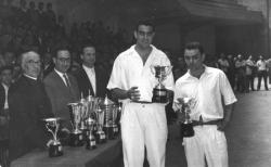 Txapeldunak Lehen Maila 1960:I. Bilbao-J.L. Lopez Landa (Mungia)