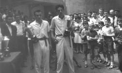 Txapeldunak Lehen Maila Berezia 1960:San Vicente (Barakaldo) - Egia (Orozko)