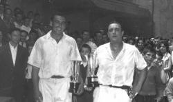 Azpitxapeldunak Lehen Maila Berezia 1960:Coto (Portugalete) - Terreros (Somorrostro)