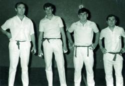 Bigarren Mailako Finala 1972