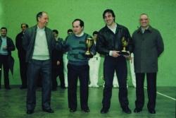 Azpitxapeldunak Lehen Maila 1986-1987Elorrieta-Zabala (Mungia)