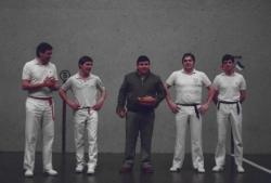 Lehen Maila Bereziko Finala 1984-1985