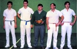 Lehen Maila Bereziko Finala 1986-1987