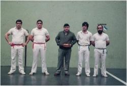 Lehen Mailako Finala 1984-1985