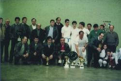 Saridunak 1986-1987