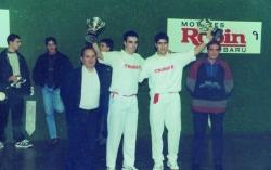 Azpitxapeldunak Lehen Maila Berezia 1999-2000:Saralegi-Txikito IX (Gipuzkoa)