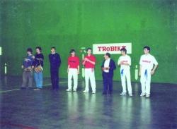 Gazteen Finala 2000-2001