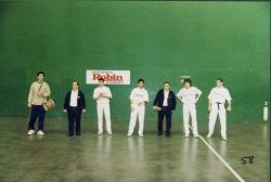 Lehen Mailako finala 1999-2000