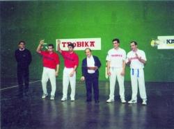 Nagusi Mailako finala 2000-2001