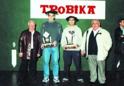 Txapeldunak Gazte Maila 2001-2002:Ropon-Garmendia (Gipuzkoa)